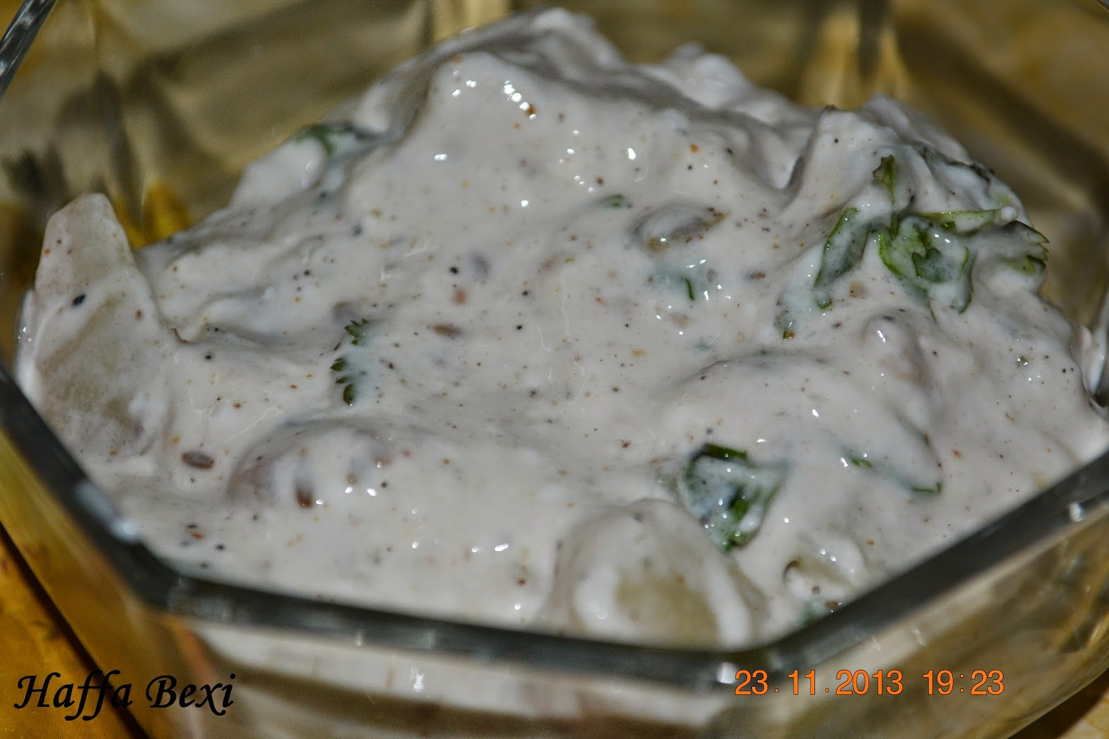 Potato dip, salad recipes, salads, salads recipes, Sauces & Chutneys, yogurt dip, yogurt salad dressing,