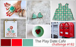 The Play Date Cafe Color Challenge