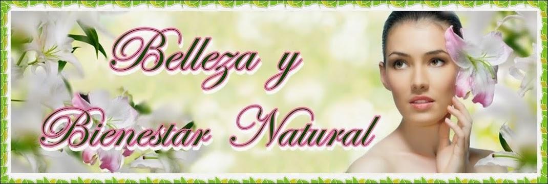 BELLEZA Y BIENESTAR NATURAL