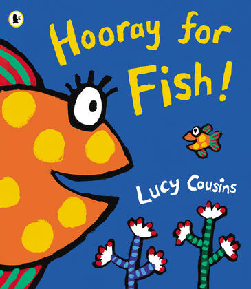 Kids 39 book review review hooray for fish for Children s books about fish