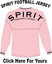 Sassy Sponsors: Spirit Football Jerseys