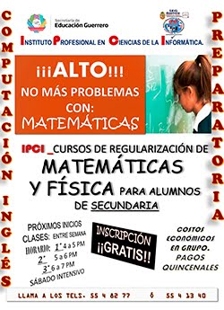 IPCI_ CURSOS DE REGULARIZACIONES