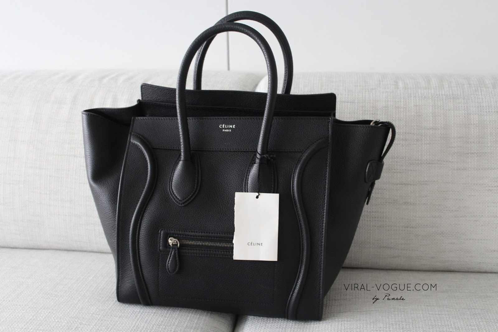 celine nano tote - VIRAL-VOGUE: C��line Luggage comparison & review (C��line Mini X ...
