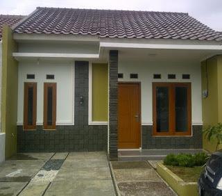 model rumah minimalis biaya murah