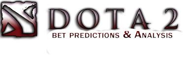 Dota 2 Bet Predictions - Dota 2 Lounge Bets Analysed & Predicted Here