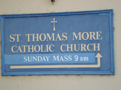 St Thomas More, RC Church