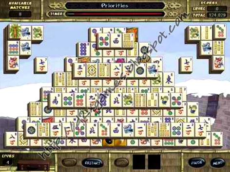 Free Download Games - Mahjong Quest