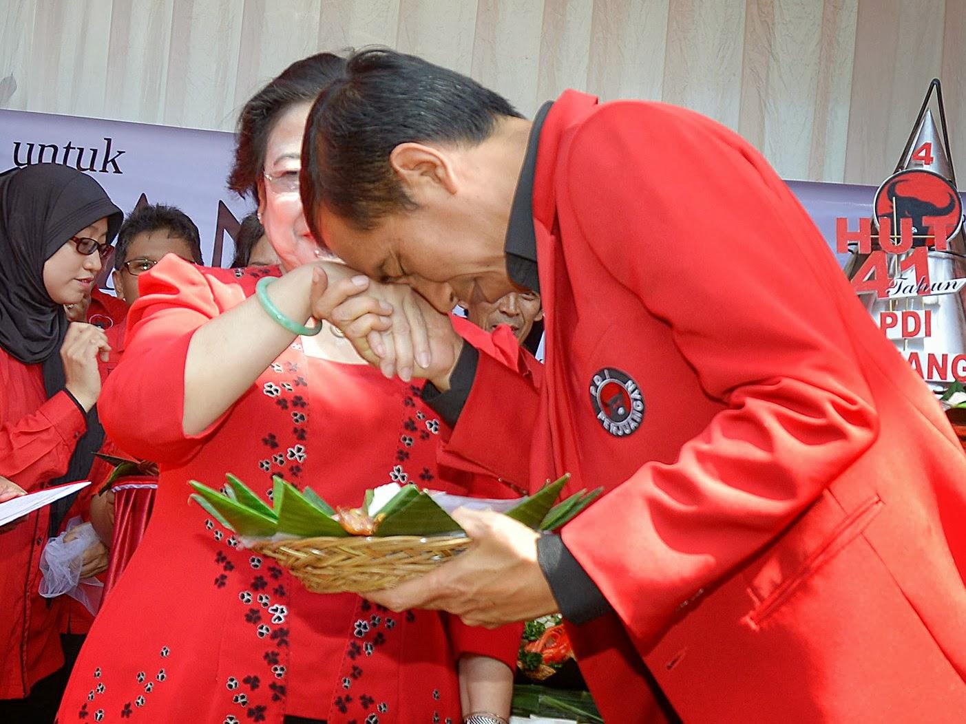 JOKOWI Akhirnya Direstui Megawati Nyapres