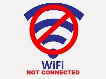 Wifi Tidak Aktif