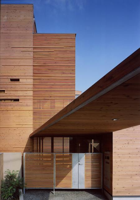 Japan Wood House 10