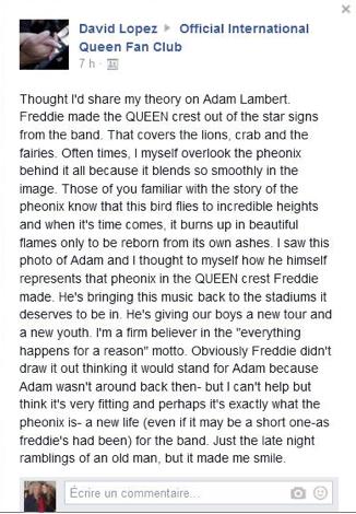 Interesting Musings Of A Queen Fan Club Member Freddie Mercury