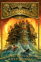 book cover of House of Secrets by Chris Columbus and Ned Vizzini