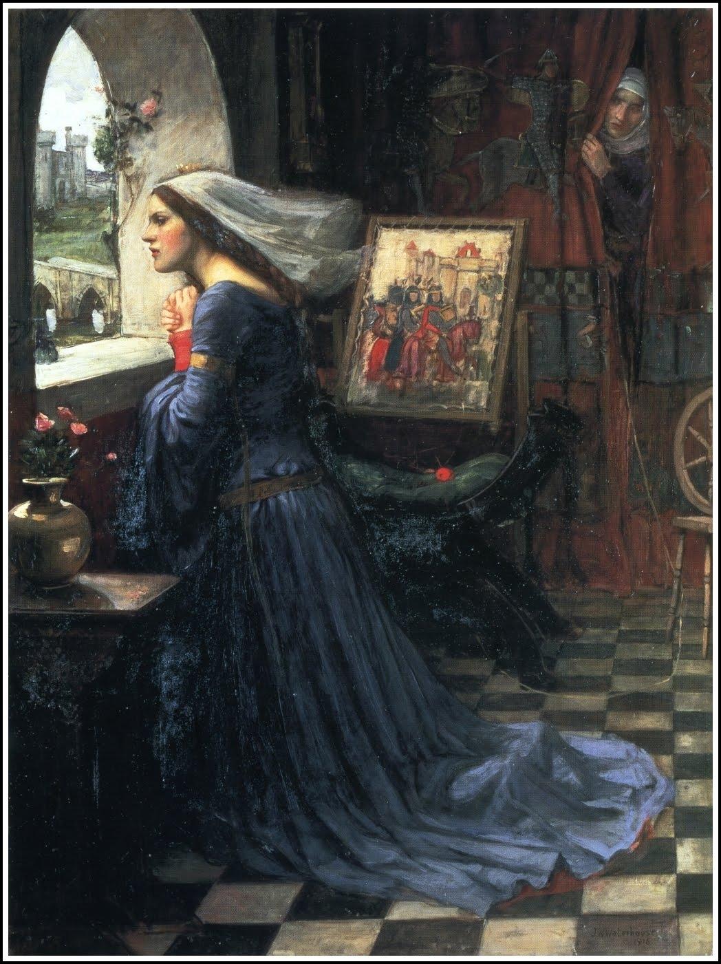 *John William Waterhouse* 1849 ~ 1917 Null Entropy