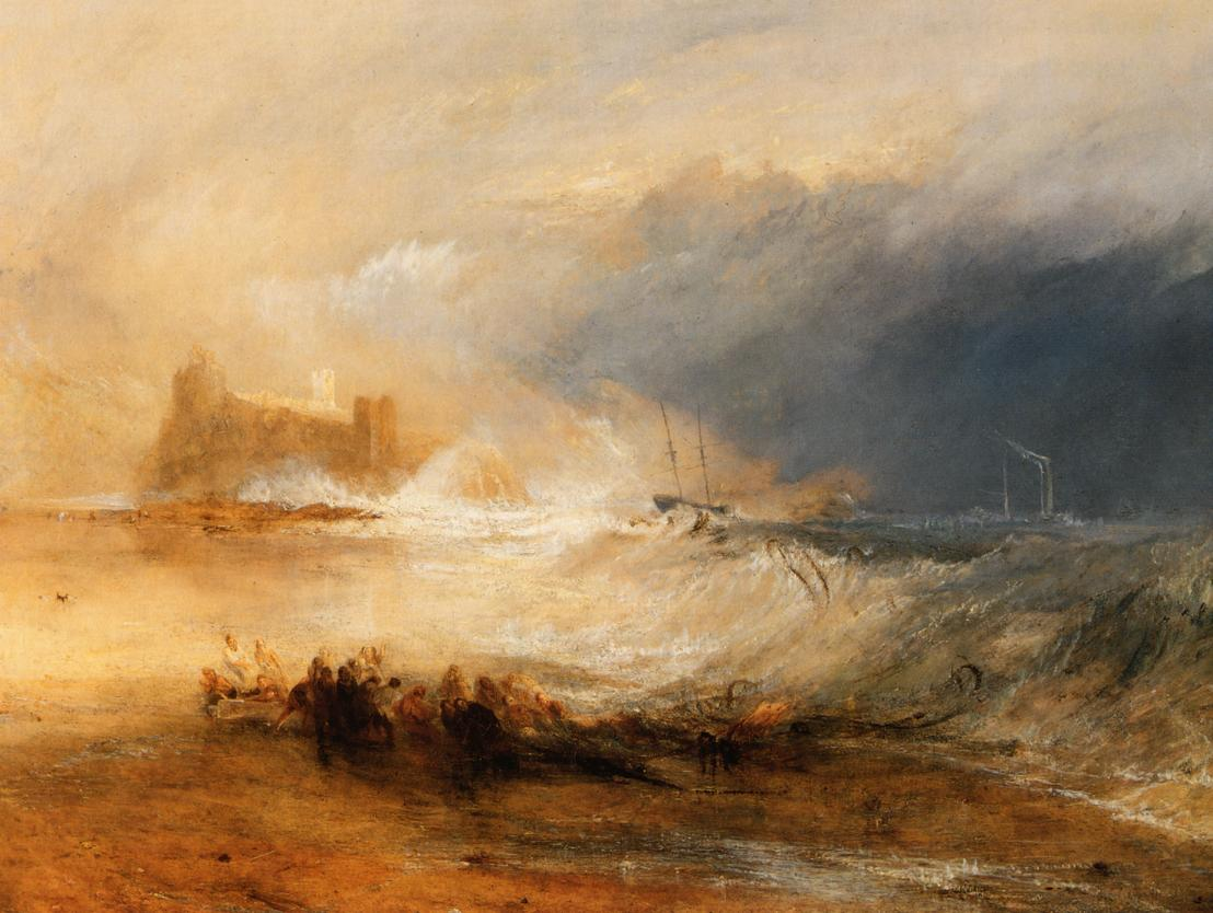 I love Turner's work...