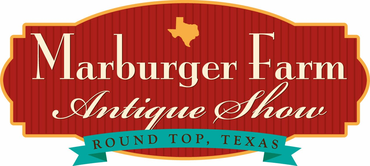 Marburger Farms Antique Show, Round Top, TX   April 1-5, 2014