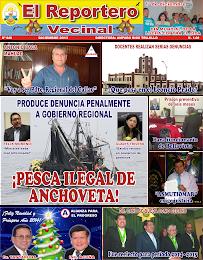 EL REPORTERO VECINAL - EDICIÓN Nº 48 . MES DICIEMBRE