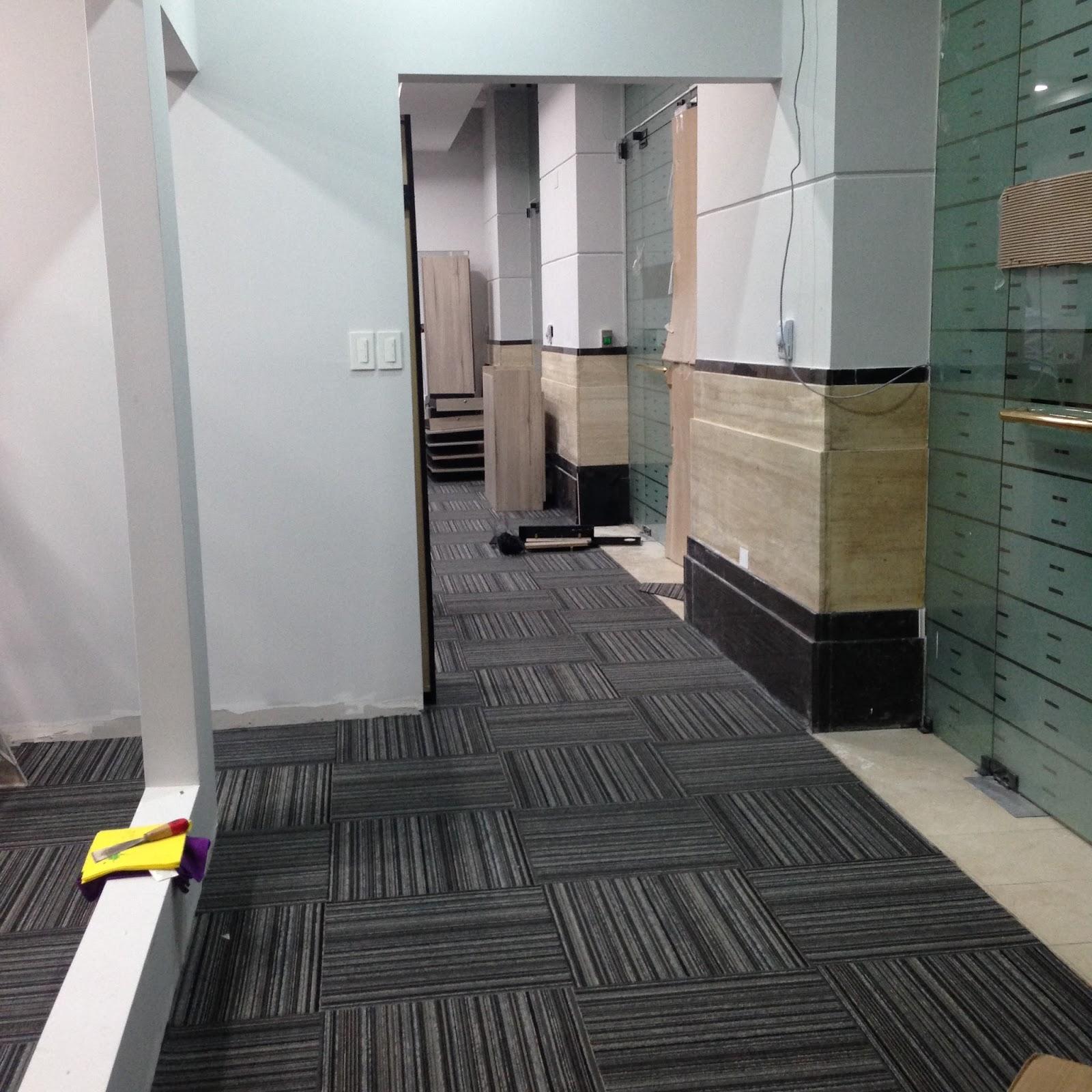 Oniria obra en proceso estantes escritorios y for J g mobiliario
