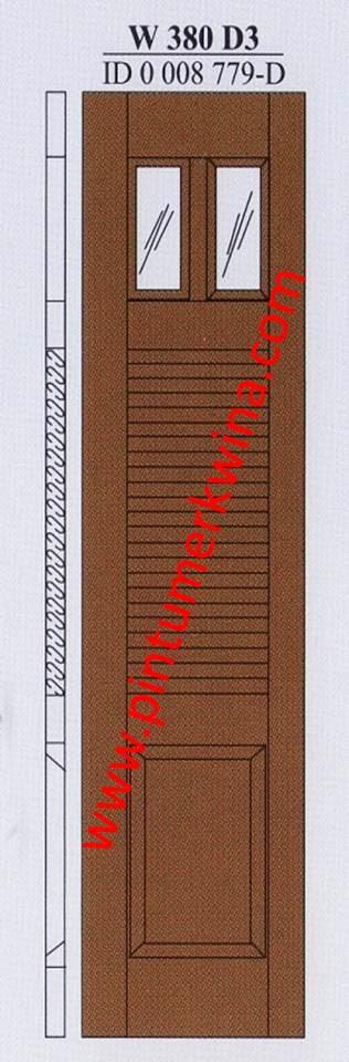 PINTU WINA TYPE W380 D3