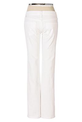 Anthropologie Paper Denim & Cloth Cin Purely White