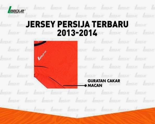 Online Jersey Persija Home Ori 2014