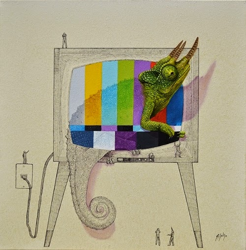 19-Colour-Testing-Ricardo-Solis-Animal-Paintings-and-their-Back-Story-www-designstack-co