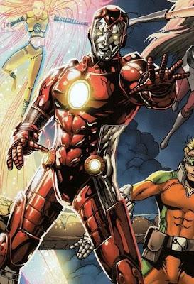 10 Musuh Avengers Terhebat Sepanjang Masa: Iron Lad