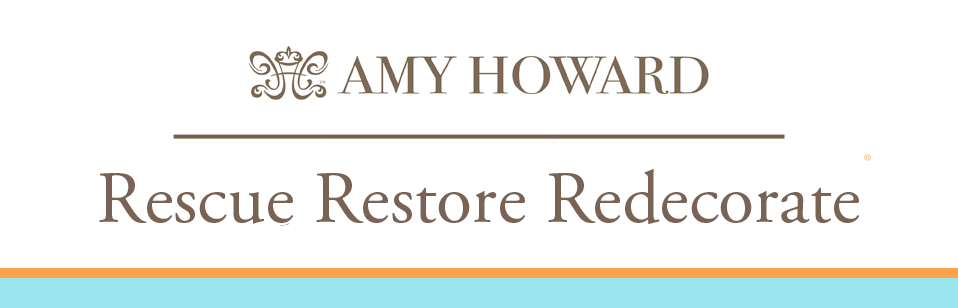 Rescue. Restore. Redecorate.