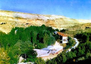 Sivas Kangal Balıklı Çermik Kaplıcaları