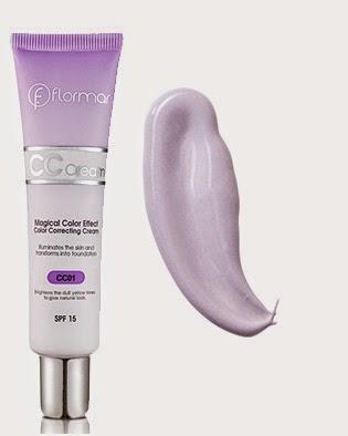 cc cream flormar cc01