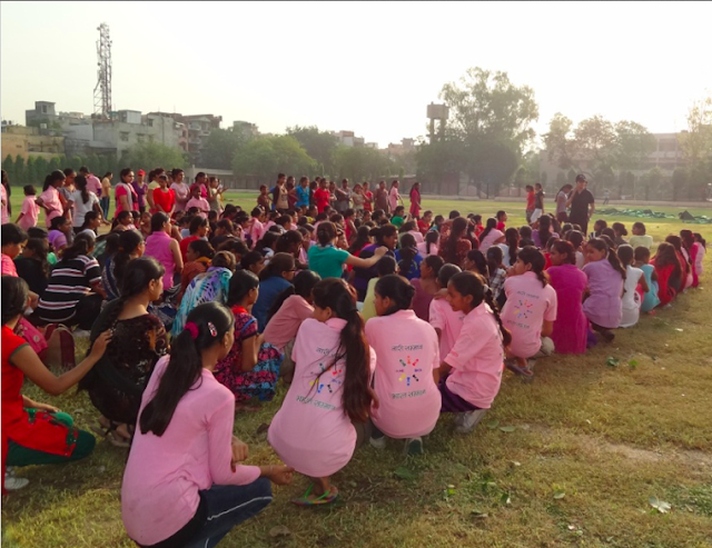 Women Self Defence Camp Pics