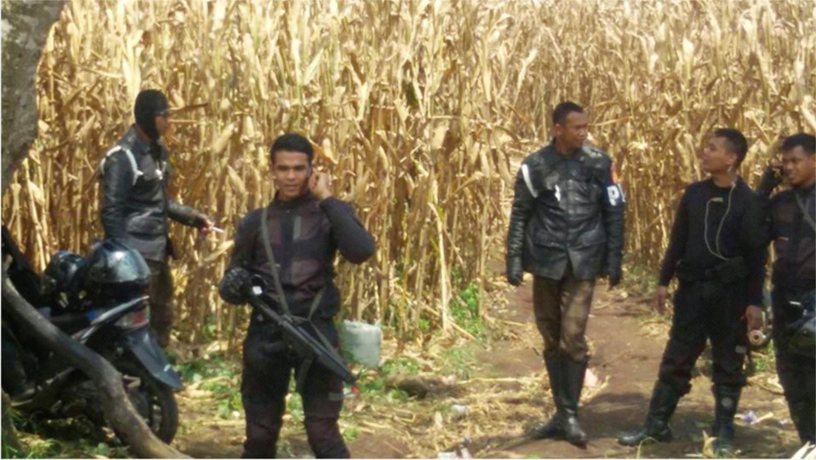 Pengamanan Presiden Jokowi Hampir Kecolongan
