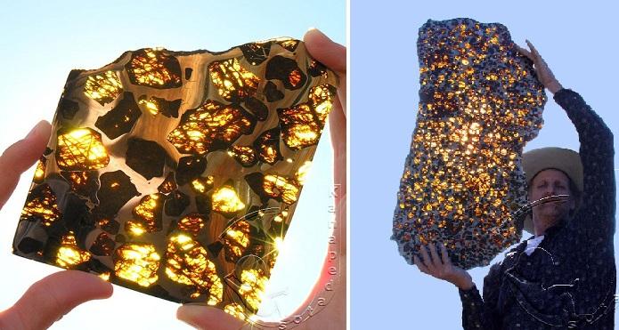 Ο δισεκατομμυρίων ετών μυστηριώδης μετεωρίτης Fukang!