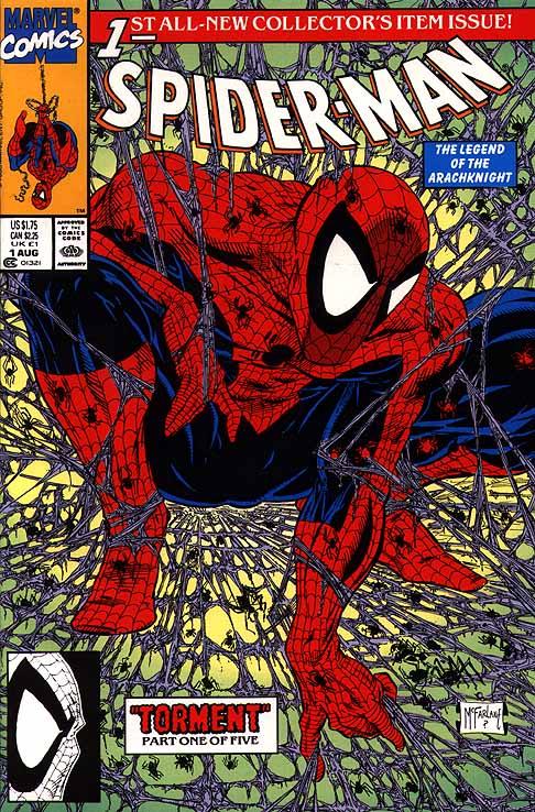 [Debate] Los Orígenes Comiqueros Marvel, DC  y otros en Argentina  - Página 2 Spiderman1