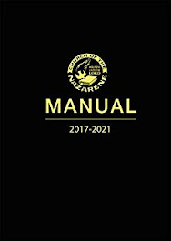 2017-2021 Nazarene Manual (Book of Discipline)