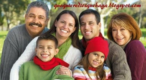 Dios y la familia