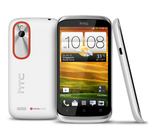 Android phone HTC Desire V