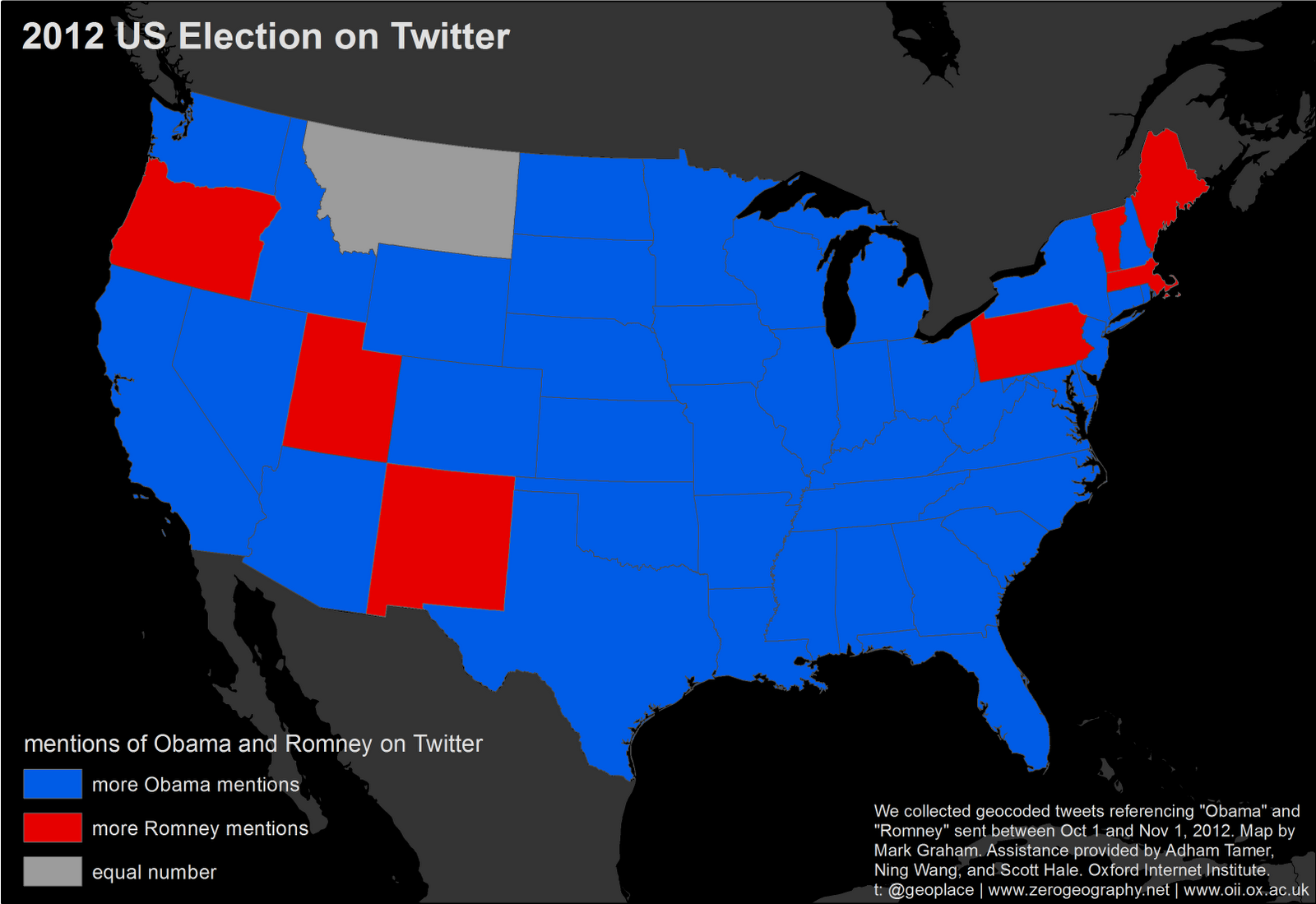 floatingsheep: Can Twitter Predict the US Presidential Election?