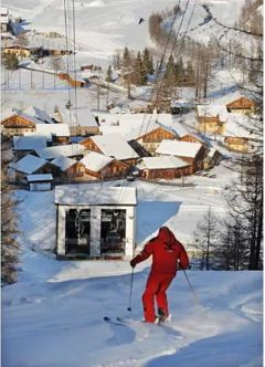 New ski resort in italy opening december 2012 club med for Best vacations in december for couples