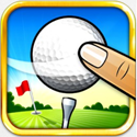 Flick Golf! Free App iTunes Google Play App Icon Logo By Full Fat - FreeApps.ws