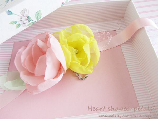 Bridal accessory wrist corsage