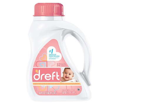 Thanks Mail Carrier Dreft Detergent Gentle On Baby S Skin Tough