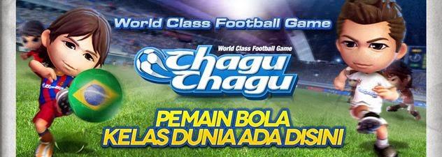 Chagu Chagu online Indonesia Game Bola Terbaru