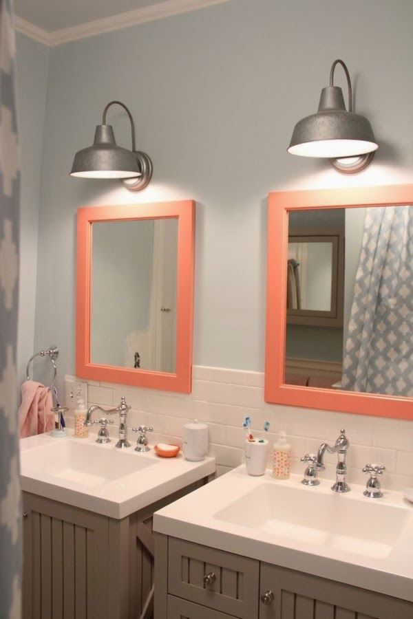 Bathroom Lamps. From Blah To Spa How Bathroom Lighting Can Turn