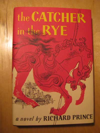 the catcher in the rye guilt Jd salinger's the catcher in the rye is a book unlike any other holden caulfield is a polarizing anti-hero—a disturbed, moody teenager whose ruminations on innocence and authenticity either speak to, or repel, readers but whether you think holden is whiny or tragic, you can't deny his .