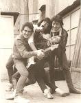 Con Trip en Barcelona (noviembre de 1984):