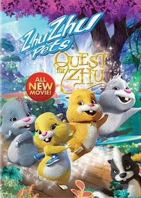 Filme Zhu Zhu Pets: A Grande Aventura de Zhu   Dublado