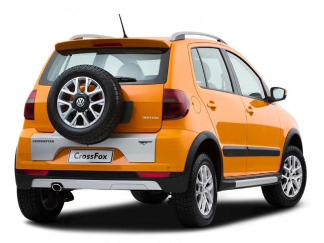 a car Preço do Novo CrossFox 2013