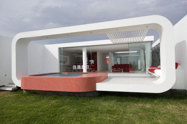 Desain Rumah Unik Minimalis Tips Interior Gambar