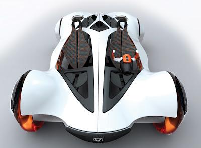 carro voador projetado pela honda