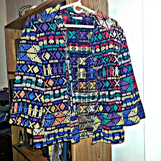 authentic vintage seventies blazer